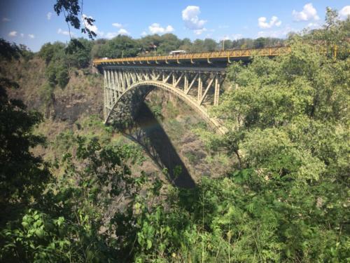 Vic Falls Bridge