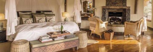 Tuningi Luxury Suite